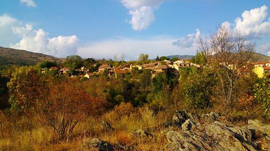 Visita a Horcajuelo de la Sierra