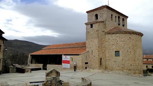 Una iglesia de casi 1.000 años: «Santo Domingo de Silos» en Prádena